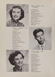 Page 16, 1955 Edition, Rosebud High School - Brier Yearbook (Rosebud, MT) online yearbook collection