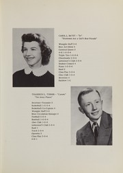 Page 17, 1955 Edition, Rosebud High School - Brier Yearbook (Rosebud, MT) online yearbook collection