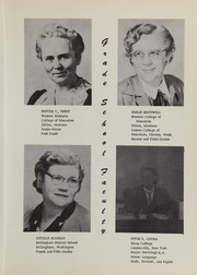 Page 9, 1955 Edition, Rosebud High School - Brier Yearbook (Rosebud, MT) online yearbook collection