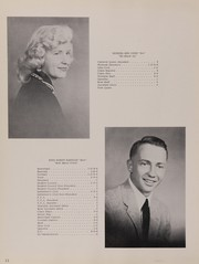 Page 16, 1957 Edition, Rosebud High School - Brier Yearbook (Rosebud, MT) online yearbook collection