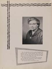 Page 6, 1957 Edition, Rosebud High School - Brier Yearbook (Rosebud, MT) online yearbook collection
