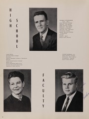 Page 8, 1957 Edition, Rosebud High School - Brier Yearbook (Rosebud, MT) online yearbook collection