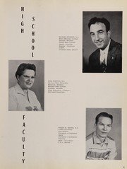 Page 9, 1957 Edition, Rosebud High School - Brier Yearbook (Rosebud, MT) online yearbook collection