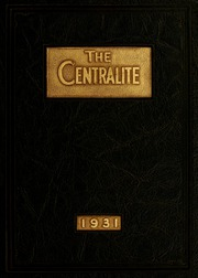 1931 Edition, Girls Central High School - Centralite Yearbook (Butte, MT)