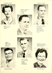 Page 13, 1956 Edition, Froid High School - Cardinal Yearbook (Froid, MT) online yearbook collection