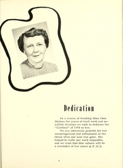 Page 9, 1956 Edition, Froid High School - Cardinal Yearbook (Froid, MT) online yearbook collection