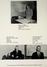 Page 12, 1958 Edition, Froid High School - Cardinal Yearbook (Froid, MT) online yearbook collection