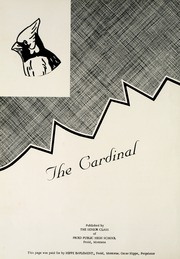Page 6, 1958 Edition, Froid High School - Cardinal Yearbook (Froid, MT) online yearbook collection