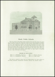 Page 7, 1934 Edition, Brady High School - Spotlight Yearbook (Brady, MT) online yearbook collection