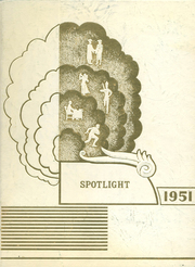 1951 Edition, Brady High School - Spotlight Yearbook (Brady, MT)