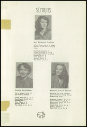 Page 15, 1952 Edition, Brady High School - Spotlight Yearbook (Brady, MT) online yearbook collection