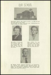 Page 5, 1952 Edition, Brady High School - Spotlight Yearbook (Brady, MT) online yearbook collection