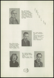 Page 6, 1952 Edition, Brady High School - Spotlight Yearbook (Brady, MT) online yearbook collection