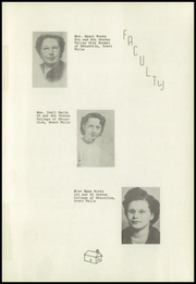 Page 7, 1952 Edition, Brady High School - Spotlight Yearbook (Brady, MT) online yearbook collection
