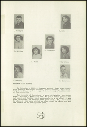 Page 9, 1952 Edition, Brady High School - Spotlight Yearbook (Brady, MT) online yearbook collection