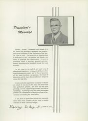 Page 12, 1955 Edition, Brady High School - Spotlight Yearbook (Brady, MT) online yearbook collection