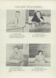 Page 15, 1956 Edition, Brady High School - Spotlight Yearbook (Brady, MT) online yearbook collection