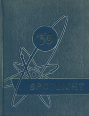 1959 Edition, Brady High School - Spotlight Yearbook (Brady, MT)