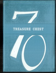 1970 Edition, Broadview High School - Treasure Chest Yearbook (Broadview, MT)