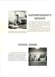 Page 8, 1970 Edition, Broadview High School - Treasure Chest Yearbook (Broadview, MT) online yearbook collection