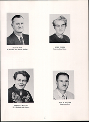 Page 11, 1958 Edition, Roy High School - Pirate Yearbook (Roy, MT) online yearbook collection