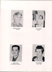 Page 12, 1958 Edition, Roy High School - Pirate Yearbook (Roy, MT) online yearbook collection