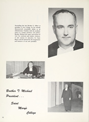 Page 14, 1962 Edition, St Marys College California - Gael Yearbook (Moraga, CA) online yearbook collection