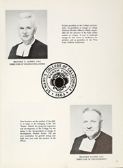 Page 15, 1962 Edition, St Marys College California - Gael Yearbook (Moraga, CA) online yearbook collection