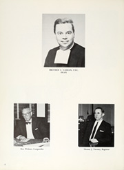 Page 16, 1962 Edition, St Marys College California - Gael Yearbook (Moraga, CA) online yearbook collection