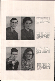 Page 10, 1945 Edition, Oilmont High School - Trojan Yearbook (Oilmont, MT) online yearbook collection