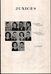 Page 11, 1945 Edition, Oilmont High School - Trojan Yearbook (Oilmont, MT) online yearbook collection