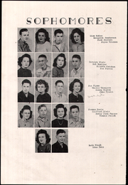 Page 12, 1945 Edition, Oilmont High School - Trojan Yearbook (Oilmont, MT) online yearbook collection