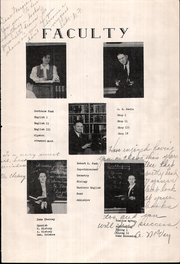Page 5, 1945 Edition, Oilmont High School - Trojan Yearbook (Oilmont, MT) online yearbook collection
