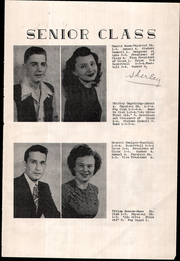 Page 9, 1945 Edition, Oilmont High School - Trojan Yearbook (Oilmont, MT) online yearbook collection