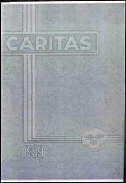 1959 Edition, University of Great Falls - Caritas Yearbook (Great Falls, MT)