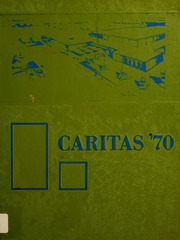 1970 Edition, University of Great Falls - Caritas Yearbook (Great Falls, MT)