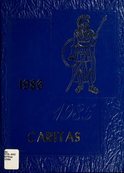 1986 Edition, University of Great Falls - Caritas Yearbook (Great Falls, MT)
