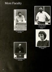 Page 106, 1986 Edition, University of Great Falls - Caritas Yearbook (Great Falls, MT) online yearbook collection