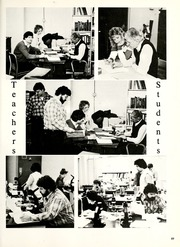 Page 93, 1986 Edition, University of Great Falls - Caritas Yearbook (Great Falls, MT) online yearbook collection