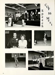 Page 98, 1986 Edition, University of Great Falls - Caritas Yearbook (Great Falls, MT) online yearbook collection