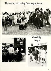 Page 99, 1986 Edition, University of Great Falls - Caritas Yearbook (Great Falls, MT) online yearbook collection