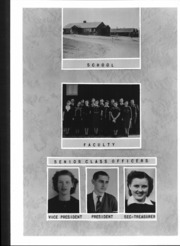 Page 10, 1939 Edition, Fort Peck High School - Dinosaur Yearbook (Fort Peck, MT) online yearbook collection