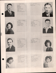 Page 17, 1945 Edition, Mission High School - Qua Quei Yearbook (St Ignatius, MT) online yearbook collection
