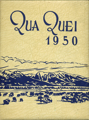 1950 Edition, Mission High School - Qua Quei Yearbook (St Ignatius, MT)