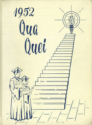 1952 Edition, Mission High School - Qua Quei Yearbook (St Ignatius, MT)