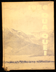 1956 Edition, Mission High School - Qua Quei Yearbook (St Ignatius, MT)