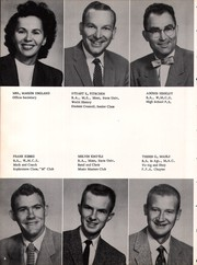 Page 10, 1959 Edition, Mission High School - Qua Quei Yearbook (St Ignatius, MT) online yearbook collection