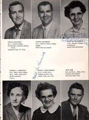 Page 11, 1959 Edition, Mission High School - Qua Quei Yearbook (St Ignatius, MT) online yearbook collection