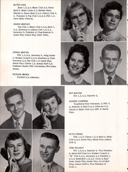 Page 16, 1959 Edition, Mission High School - Qua Quei Yearbook (St Ignatius, MT) online yearbook collection