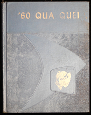 1960 Edition, Mission High School - Qua Quei Yearbook (St Ignatius, MT)